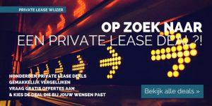 private lease vergelijken op private lease wijzer