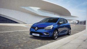 Renault Clio - PLW
