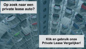 Private lease vergelijken