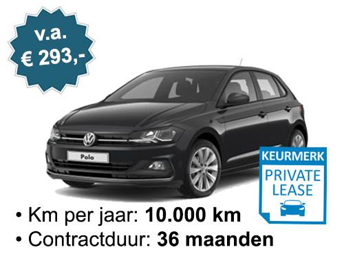 Volkswagen Polo 1.0 Benzine 293