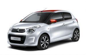 Citroën c1 - private lease wijzer