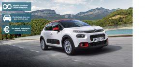 Banner Citroën C3 private lease 2