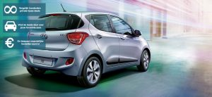 Banner Hyundai i10 private lease private lease wijzer