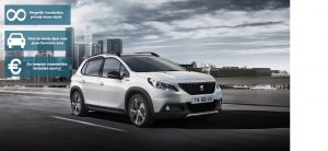 Banner Peugeot 2008 private lease