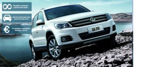 Banner Volkswagen Tiguan private lease