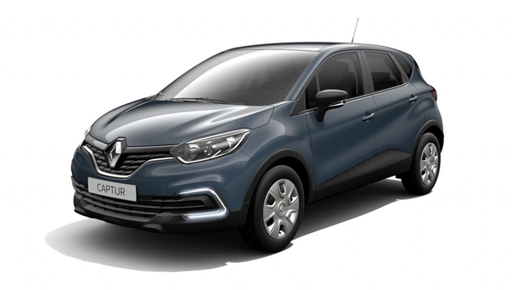 Renault Captur private lease wijzer