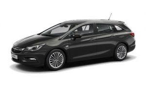 Opel Astra ST Private Lease