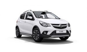 Opel Karl Rocks private lease