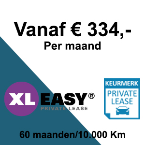 Peugeot 2008 private lease XLEasy