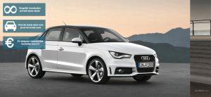 Banner Audi A1 Sportback private lease wijzer