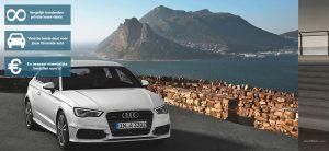 Banner Audi A3 Sportback private lease
