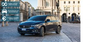 Banner Fiat Tipo Wagon private lease