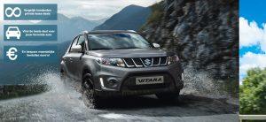 Banner Suzuki Vitara private lease