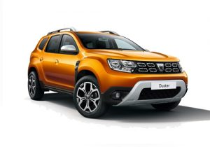 Dacia private lease