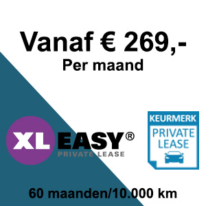 Fiat 500 private lease XLEasy