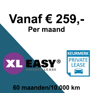 Ford Fiesta private lease XLEasy