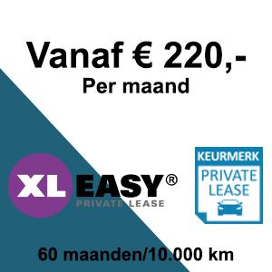 Seat Mii private lease XLEasy