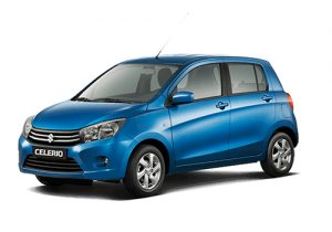 Suzuki Celerio private lease wijzer