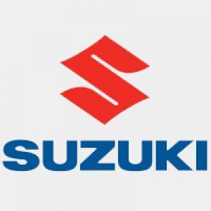 Suzuki logo private lease wijzer grijs