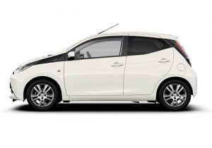 Toyota Aygo private lease wijze
