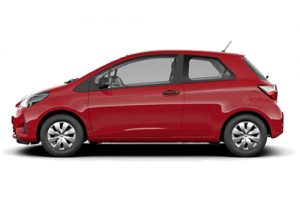 Toyota Yaris private lease wijzer