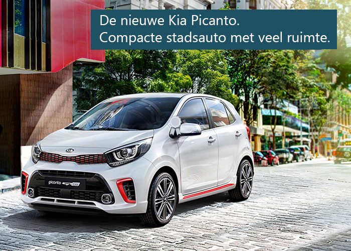 kia picanto private lease aanbieding