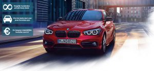 BMW 1-serie 116i private lease