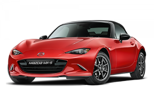 Mazda private lease MX-5