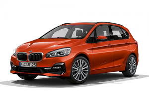 bmw private lease active tourer
