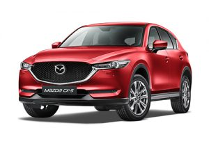 Mazda private lease cx 5