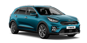 Kia Niro hybrid private lease
