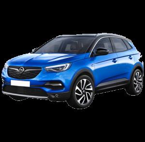 Opel grandland x model
