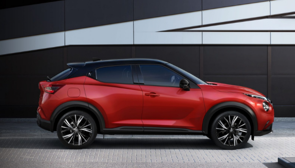 Nissan Juke private lease deal