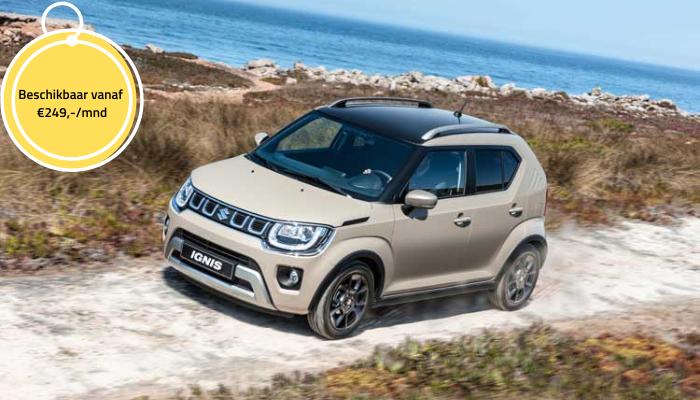 Private lease Suzuki Ignis