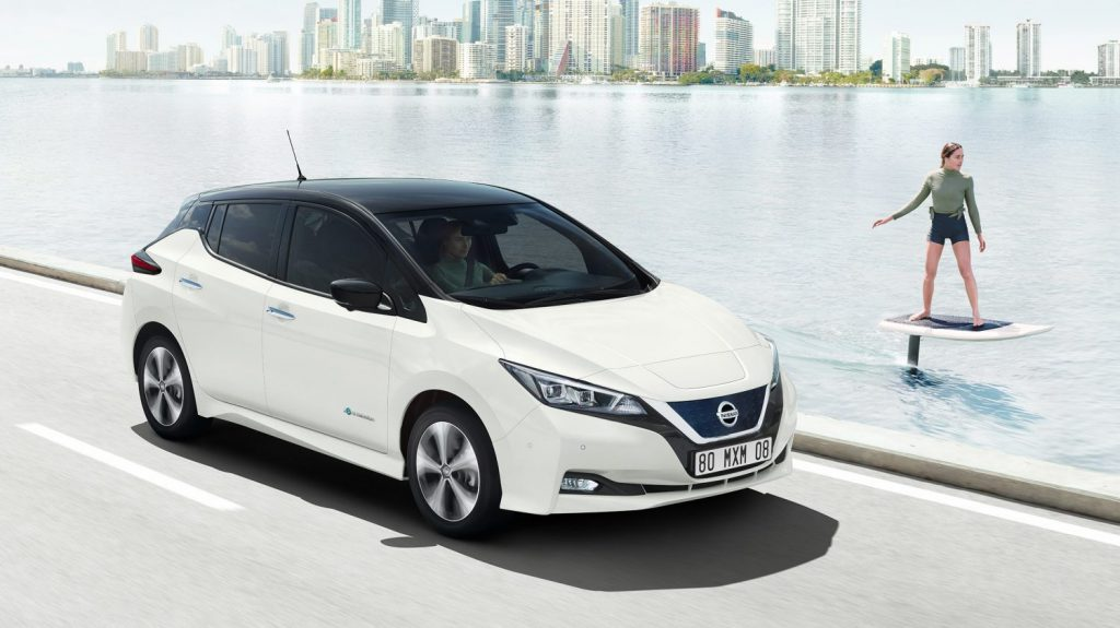 Nissan Leaf private lease deal