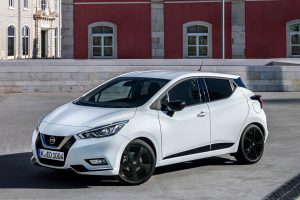 Nissan Micra private lease deal