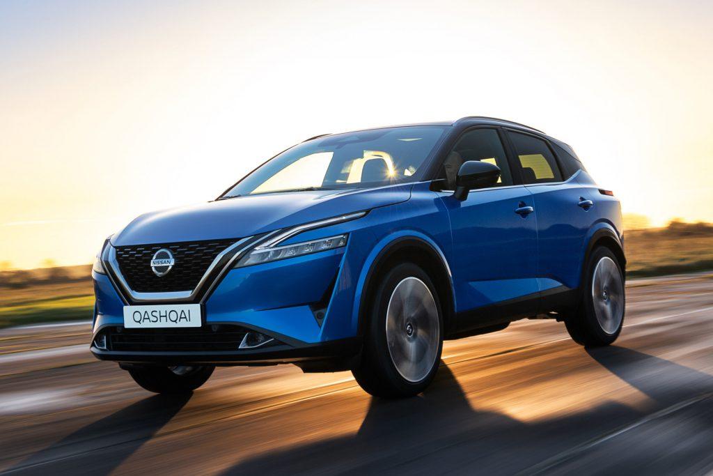 Nissan Qashqai private lease deal
