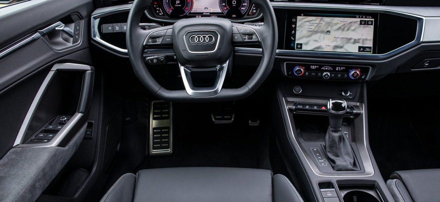 Audi q3 binnenkant